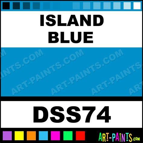 island blue sosoft fabric acrylics fabric textile paints dss74 island blue paint island