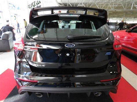 ford focus hatchback turbo wf0dp3thxh4118641 17 new focus rs hatchback turbo 2 3 l