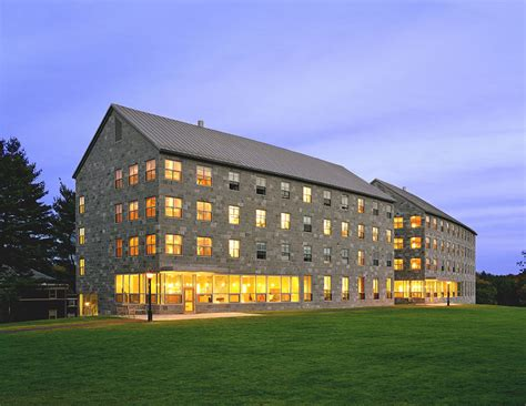 Wheaton College Mba by Amherst College William Rawn Associates
