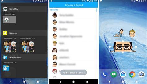 snapchat beta apk apk descarga e instala la 250 ltima beta de snapchat que permite a 241 adir accesos directos a modo