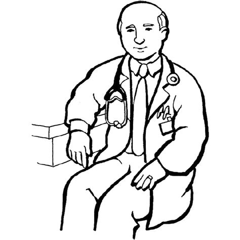 coloring page doctor tools free coloring pages of doctor tools