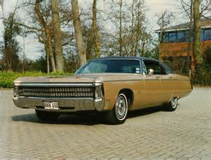 1969 Chrysler Imperial 1969 Chrysler Crown Imperial Information And Photos
