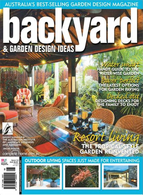 Download Backyard Garden Design Ideas Magazine Issue 3 8 Garden Ideas Magazine