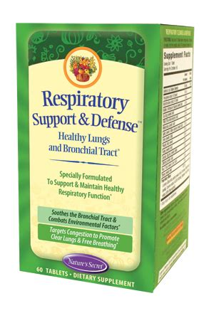 Respiratory Detox by Nature S Secret Ultimate Respiratory Cleanse