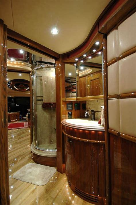 charter bus bathroom 1000 ideas about tour bus interior on pinterest luxury