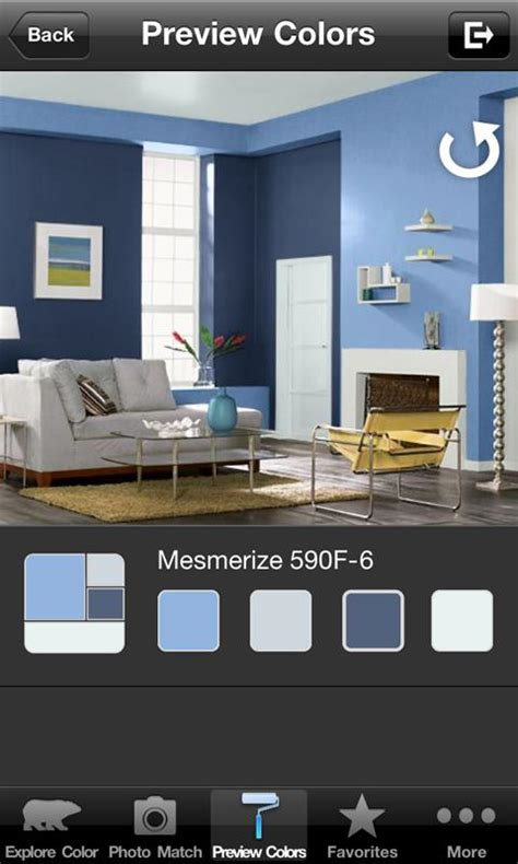 behr paint color match app colorsmart by behr is now available for android