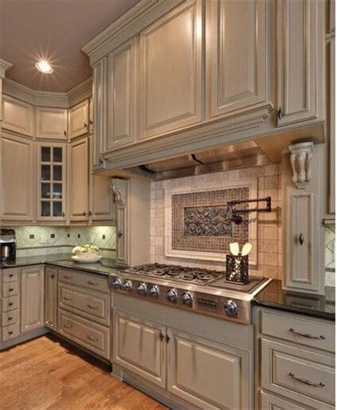 greige kitchen cabinets the sophisticated color greige 15 possible combinations