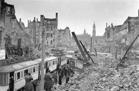 shou dresden dresden bombing 70th anniversary interactive then and now