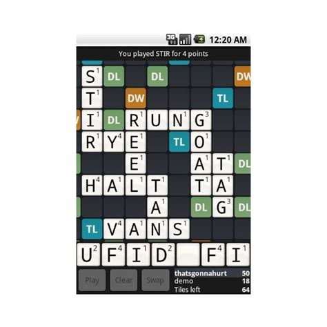 scrabble for android free and premium scrabble for android apps