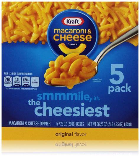 Dzinner Original kraft macaroni cheese dinner original 7 25