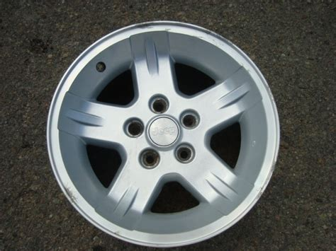 Jeep Wrangler Stock Wheels Jeep Willys Rims