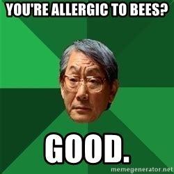 Asian Dad Meme Generator - high expectations asian father meme generator