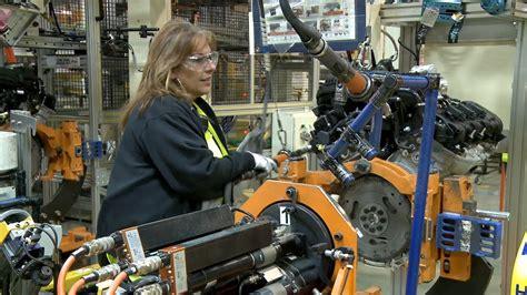 Chrysler Manufacturing Plants by Chrysler Mack Avenue Engine Manufacturing Plant Detroit
