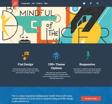 tumblr themes free business 40 responsive tumblr themes tumblr candy for mobile