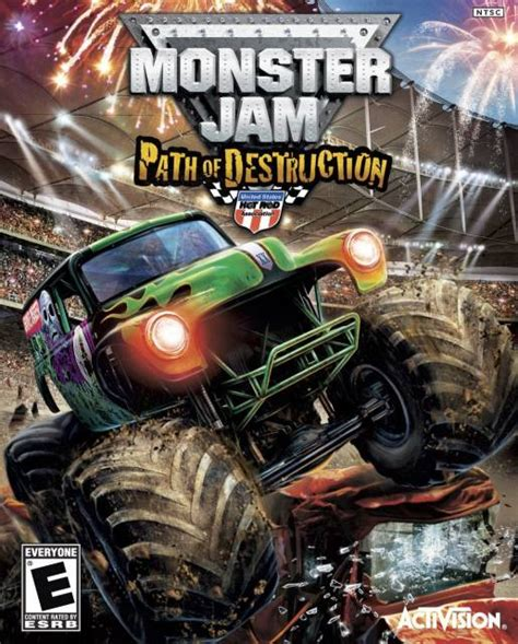 monster jam trucks games monster truck games giant bomb