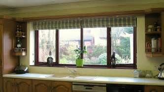 coppy bridge roman blinds 187 roman blind in milnrow for a blinds in kitchen window window treatments design ideas