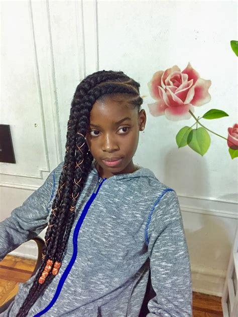 best plaitinhair style fo kids with big forehead lemonade braids top 30 lemonade braid hairstyles from