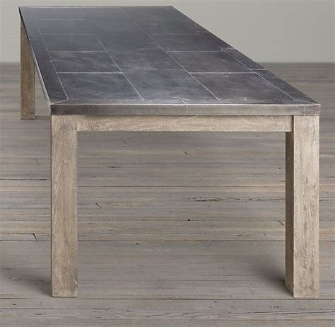 dining table restoration hardware kitchen