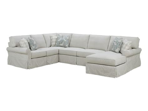rowe sectional rowe living room easton sectional p275 sect warehouse