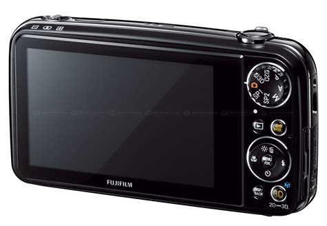 fujifilm 3d fujifilm launches finepix real 3d w3 compact with 3d