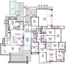 Custom Home Floor Plans Custom House Plans Southwest Contemporary Custom Home
