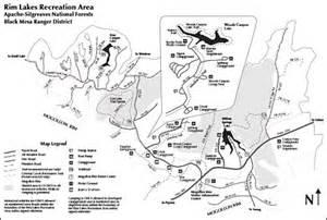 arizona sinkhole map sinkhole rv cground near payson arizona on the