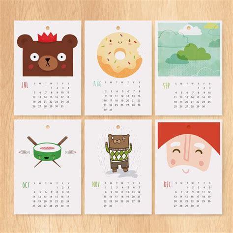 design milk calendar 2016 illustrated desk or wall calendar designed by milk