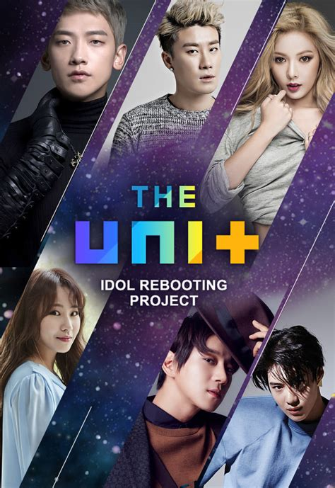 Dramanice Unit | watch idol rebooting project the unit korean show 2017
