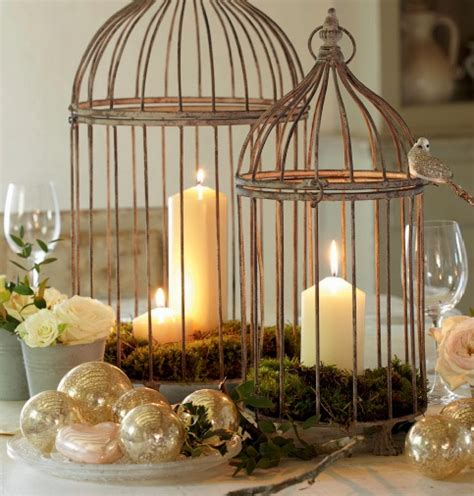 how to decorate a birdcage home decor inreda jul inredningsblogg