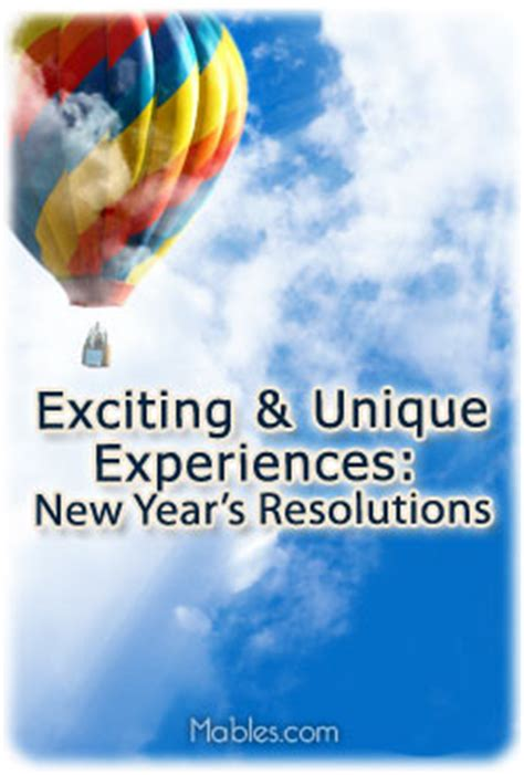 exciting experience new year s resolutions mable s