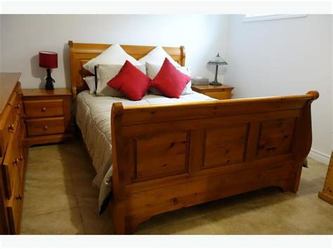 solid wood bedroom set for sale gatineau sector