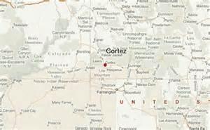 map cortez colorado guide urbain de cortez colorado