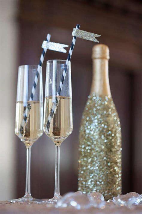 Wedding Centerpiece Vases In Bulk De 40 Im 225 Genes Botellas Y Copas Decoradas Para 15 A 241 Os