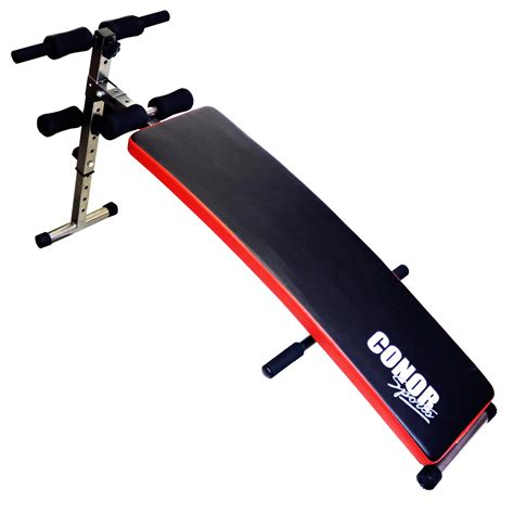 foldable sit up bench conor sports folding sit up ab bench 163 34 99 oypla