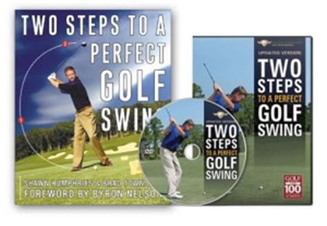 steps to a good golf swing 2 steps no bonus or ega shawn humphries