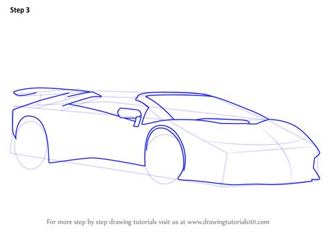 lamborghini aventador sv roadster drawing learn how to draw lamborghini aventador lp750 4 sv roadster sports cars step by step drawing