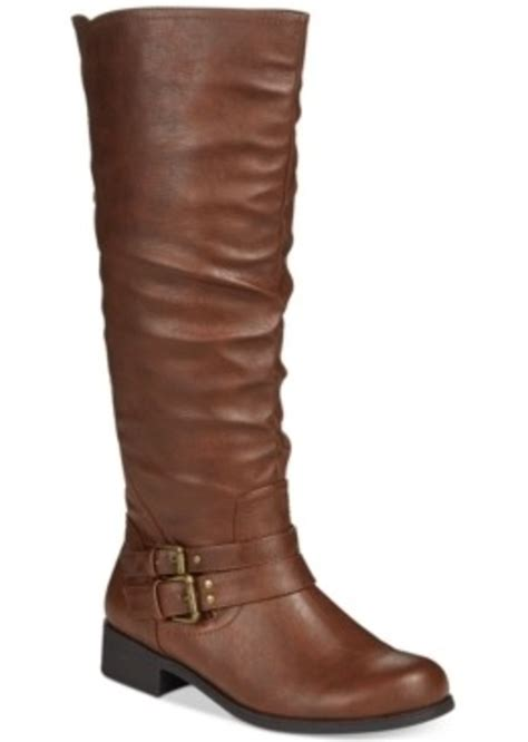 xoxo boots xoxo marcel wide calf boots s shoes