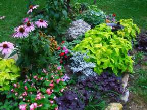 Perennial Flower Garden Layout Perennial Flower Garden Design Ideas Landscaping Gardening Ideas