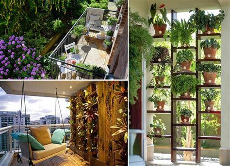 como decorar con plantas una terraza terrazas decoradas con plantas ideas originales