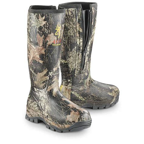 browning boots for s browning waterproof 400 gram thinsulate ultra