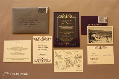 Wedding Invitations 1940 S Theme by Vintage 1940 S Theme Wedding Invitation Suite By Zenadia