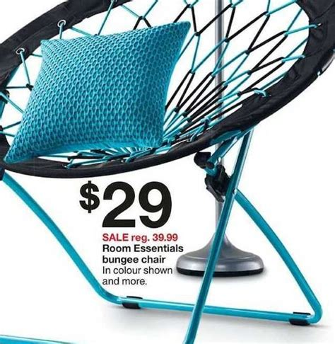 Bunjo Chair Canada by Target Room Essentials Bungee Chair 29 00