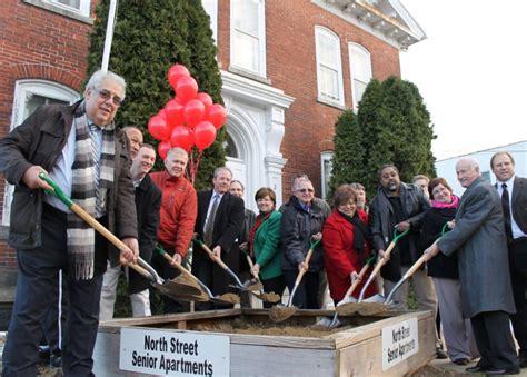 elkton housing authority senior housing complex breaks ground in elkton local