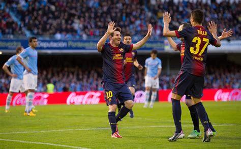 barcelona vs celta vigo barcelona vs celta de vigo en vivo liga espa 241 ola 2014