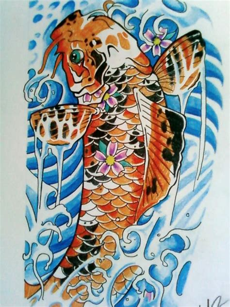 tattoo oriental koi 2008 koi 1 by phantomphreaq on deviantart