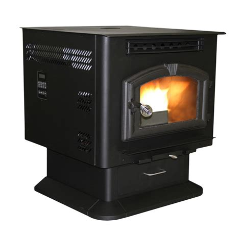 Oven Multi King us stove pedestal corn and pellet burning stove