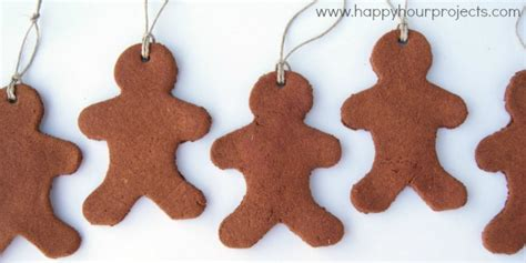 cinnamon dough ornaments happy hour projects