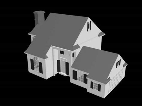 home design 3d objects house design architectural building 3ds 3d studio software architecture objects
