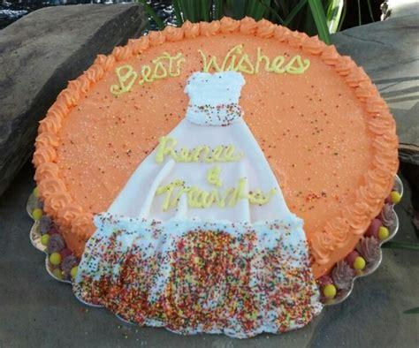 fall theme bridal shower cake bride maid crazy pinterest