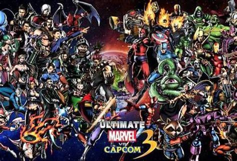 Original Playstation Ps3 Ultimate Marvel Vs Capcom Reg 2 Eu ultimate marvel vs capcom 3 will release for pc and xbox one on march 7 gametransfers